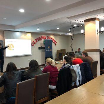 hallakate - trajnim, Marrëdhënie me Publikun dhe Menaxhimi i Rrjeteve Sociale, Open Data Kosovo