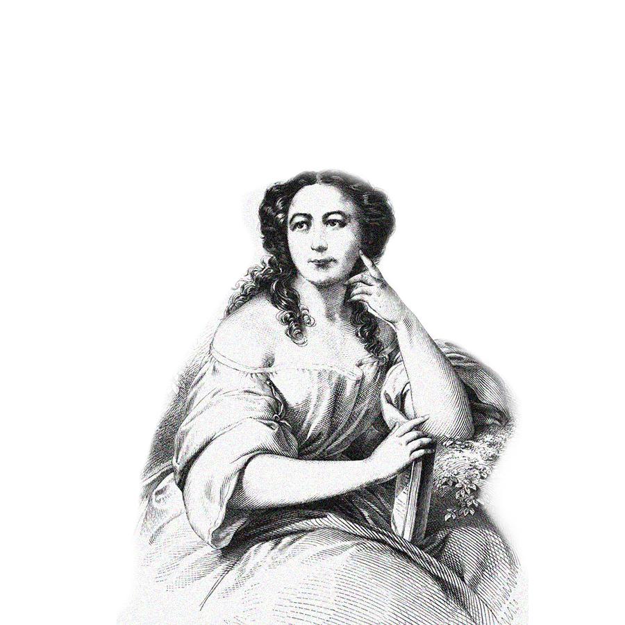 Dora D'Istria apo Elena Gjika, Gratë e Guximshme Shqiptare
