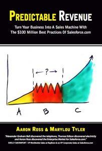 Libri Predictable Revenue nga Aaron Ross